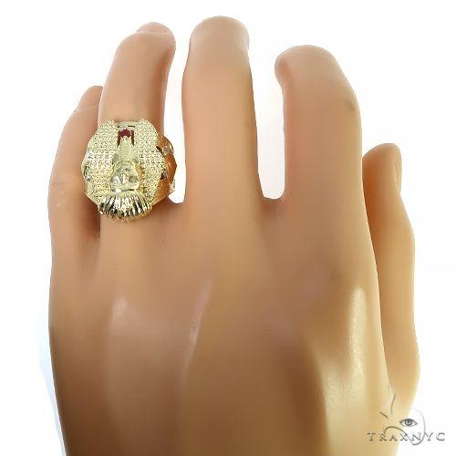 10K Gold Ring 66580 Metal