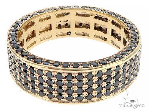 10K Yellow Gold Diamond Wedding Band 65470 Style