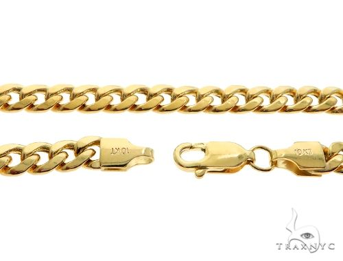 TraxNYC's Best Buy Cuban Link Chain 28 Inches 5mm 13.7 Grams Gold