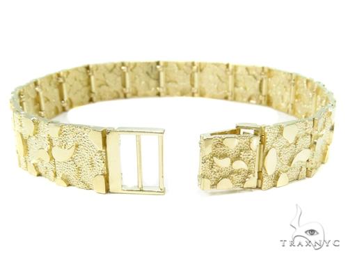 10k Gold Bracelet 36934 Gold