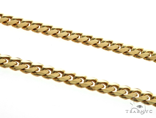 10k Miami Cuban Gold Chain 32 Inches 6mm 71 Grams 45527 Gold