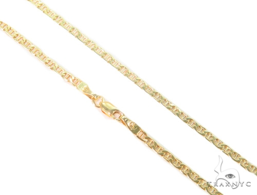 10k Yellow Gold n 20 Inches 2.5mm 2.7 Grams 44238 Gold