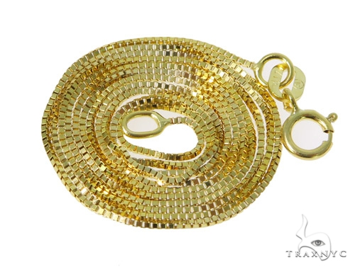 10k Yellow Gold Necklace 44832 Gold