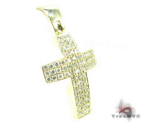 Vernell Cross Crucifix Diamond