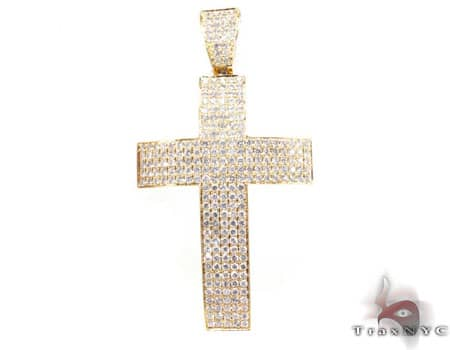 New York Cross Diamond