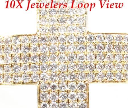 New York Cross Diamond