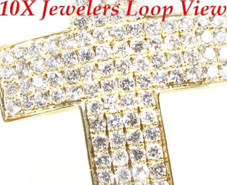 YG Rio Cross Diamond