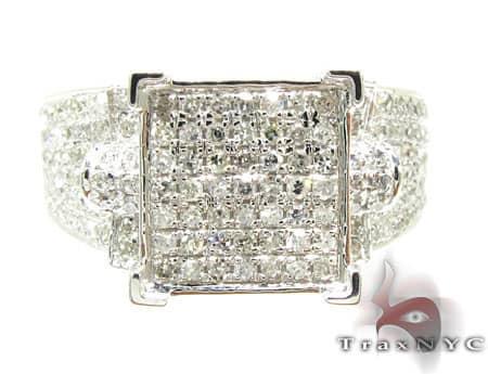 Diamond Encounter Ring Engagement