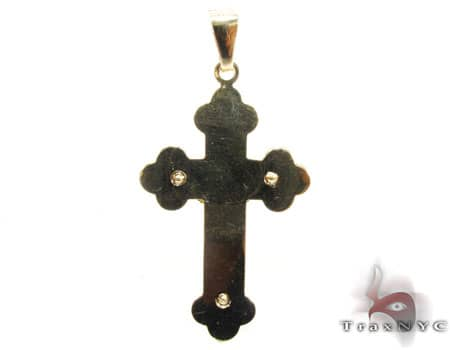 Cairo Cross Crucifix Gold