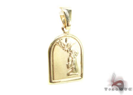 Dove of Joy Pendant Metal