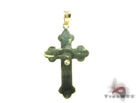 Cairo Cross Crucifix 2 Gold