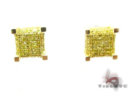 Canary Ultra Earrings Stone