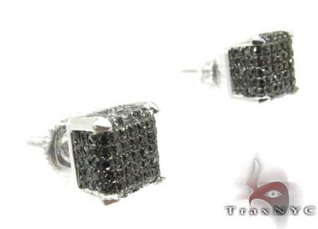 Black Diamond Ultra Earrings Stone