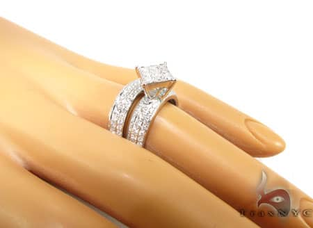 WG Martha Wedding Ring Set Engagement