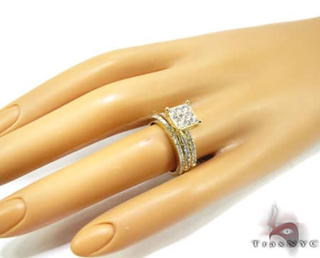 Ivanka Wedding Ring Set Engagement