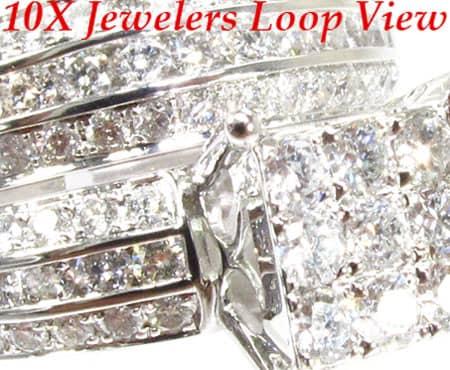WG Irene Wedding Ring Set Engagement