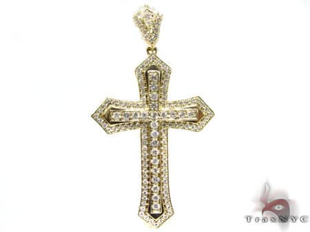 Roman Cross Diamond