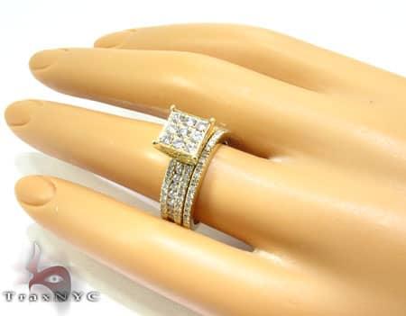 Emily Wedding Ring Set 2 Engagement