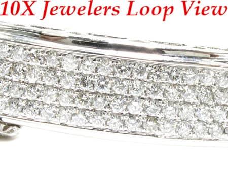 Swirl Bracelet Diamond