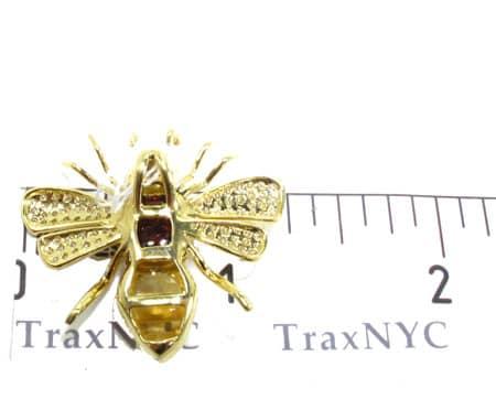 Authentic Bee Pendant Stone