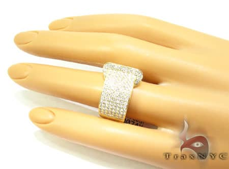 YG Brianna Diamond Ring Wedding
