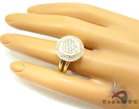 YG Celestial Ring Engagement
