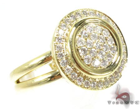 YG Celestial Ring Engagement