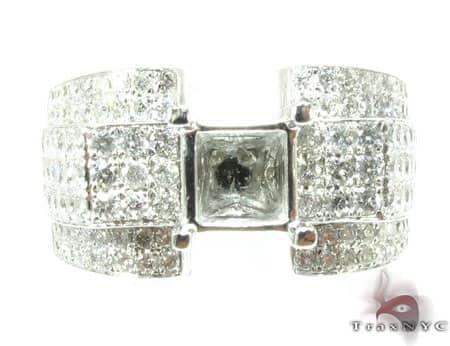 WG Joanna Semi-Mount Ring Engagement