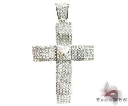 WG 5 Row Jakarta Cross Diamond