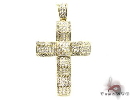 YG Lagos Cross Diamond