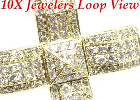 YG Lagos Cross Diamond