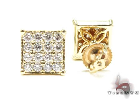 YG Superior Earrings Stone