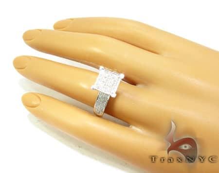Ladies Bogota Ring Engagement