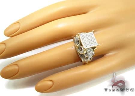 Academia Ring Engagement