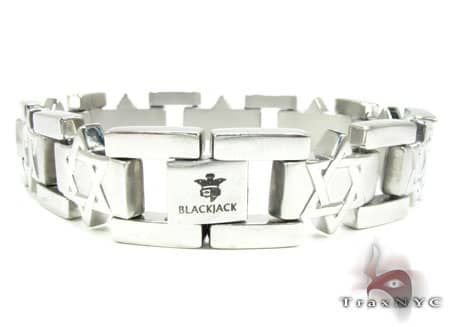Stainless Steel Bracelet BJB25 Stainless Steel