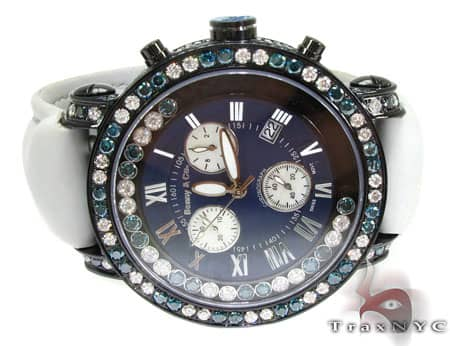 Floating Benny & Co Blue Watch Benny & Co