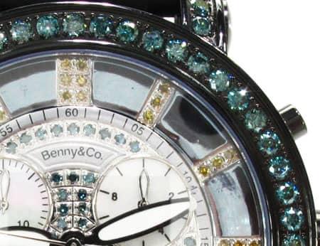 Blue Benny & Co Watch Benny & Co