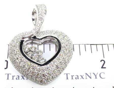 Czar Heart Pendant Stone