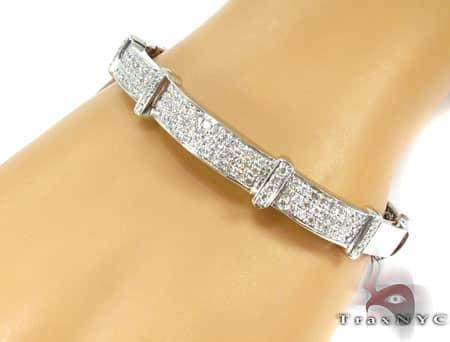 Salabina Bangle Bracelet Diamond