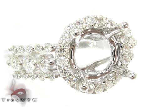 Grandeur Semi Mount Ring Engagement