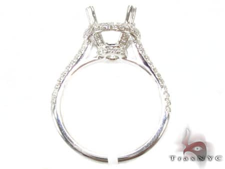 Royal Princesa Semi Mount Ring Engagement