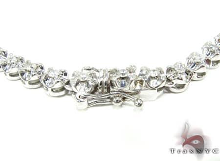 Shogun Chain 34 Inches, 5mm, 83.3 Grams Diamond