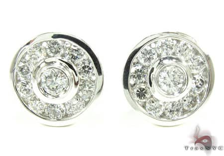WG Brazilian Earrings Stone