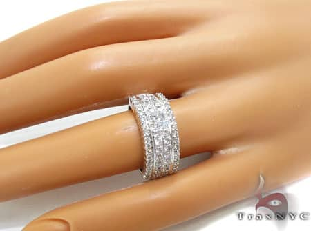 WG Ladies Icicle Ring Wedding