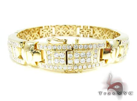 YG Bridgeport Bracelet Diamond