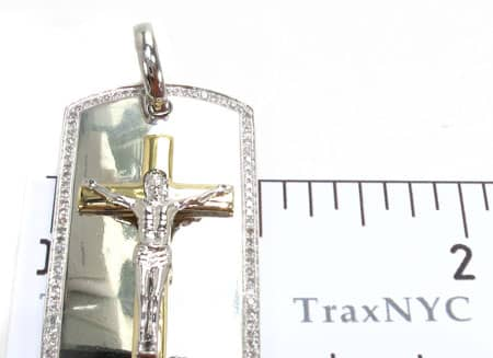 Jesus Dog Tag Metal