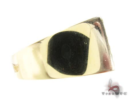 YG Clavdios Ring Stone