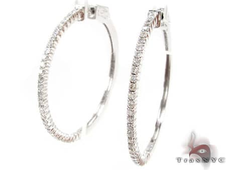 WG Passion Earrings Stone