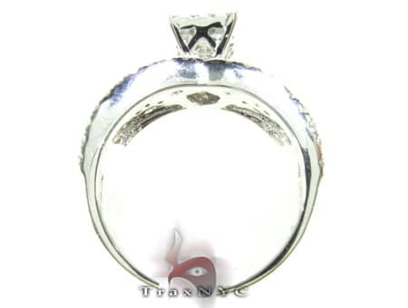 WG Orchid Ring Engagement