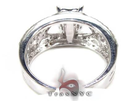 WG Side Criss Cross Ring Engagement